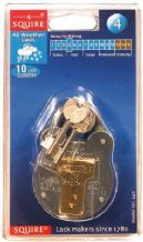 No 220 1 1/2 Old Eng Padlock